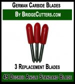 German Carbide Blade